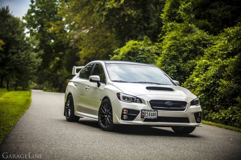 GarageLine Subaru 2015 Spacers 3