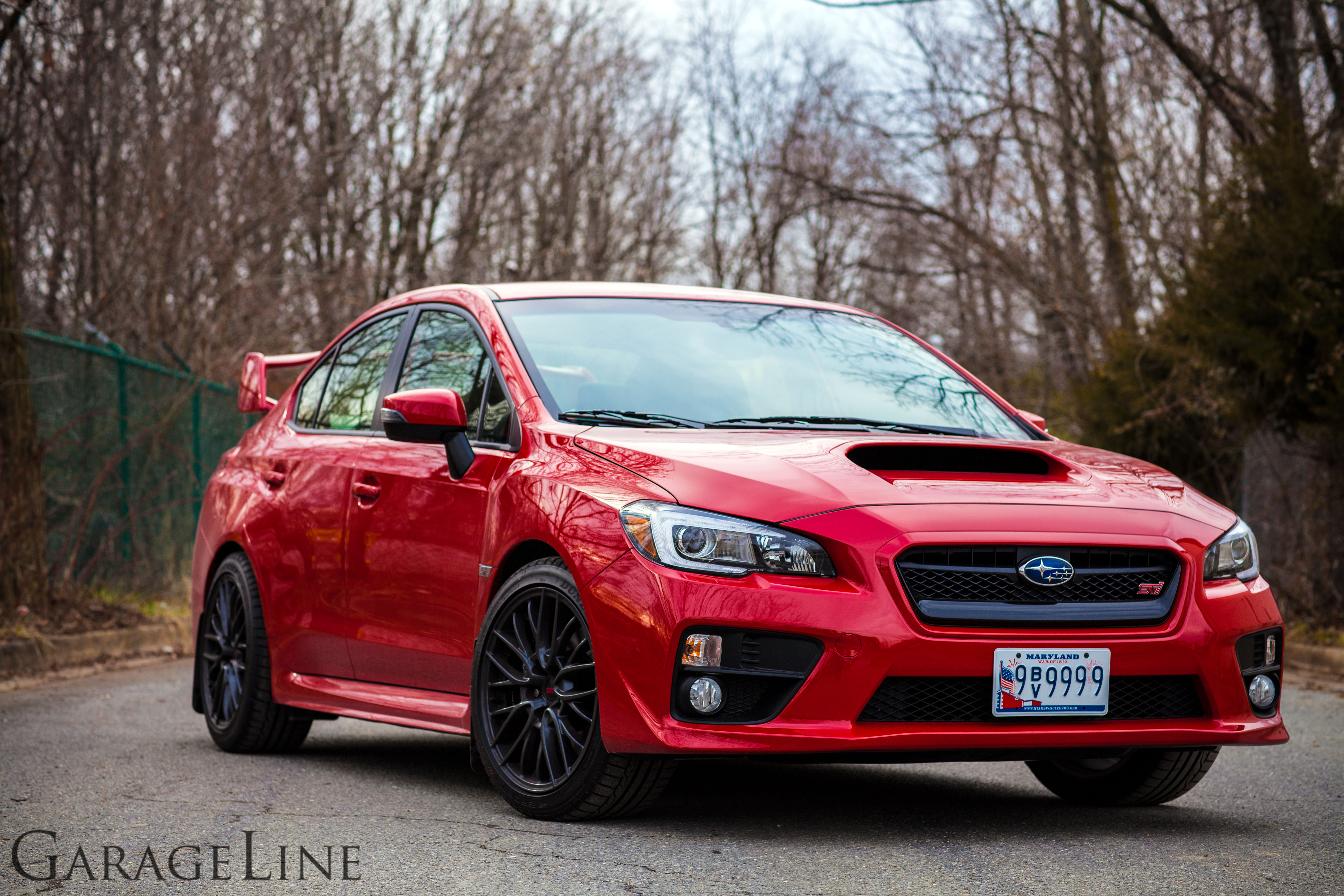 2015 subaru wrx sti wheel spacers combo garageline. Black Bedroom Furniture Sets. Home Design Ideas